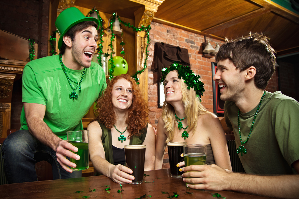 St. Patricks Day Bar and Pubs